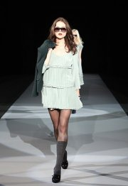 Emporio Armani - Autumn(Fall)/Winter - 2009/2010 Women's Collection