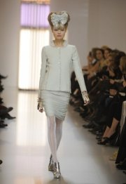 Chanel Haute Couture 2010 Pavasaris